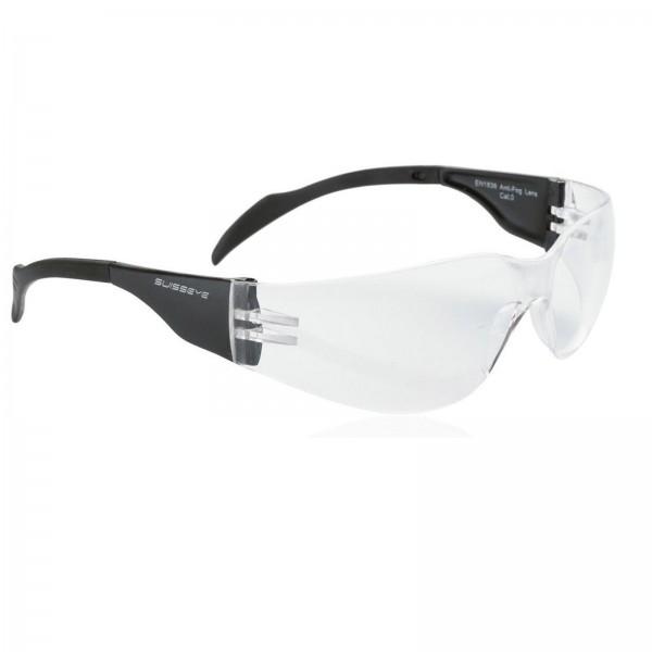 Swisseye Sonnenbrille Outbreak Rahmen schwarz / Polycarbonatscheiben klar