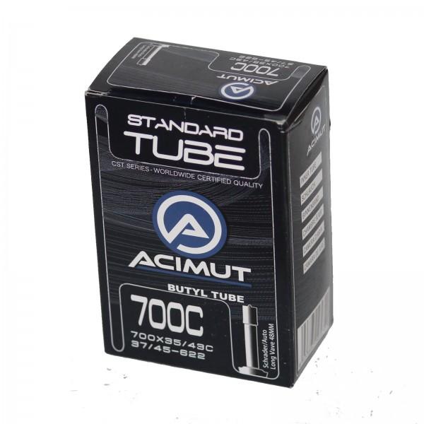 ACIMUT Schlauch 28 Zoll 37/45-622 Autoventil 48mm