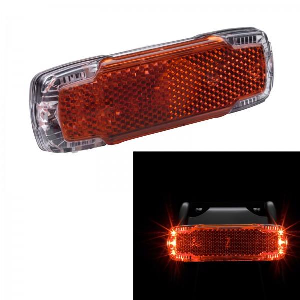 B&M LED-Rücklicht Toplight 2C für Gepäckträger 50/80mm